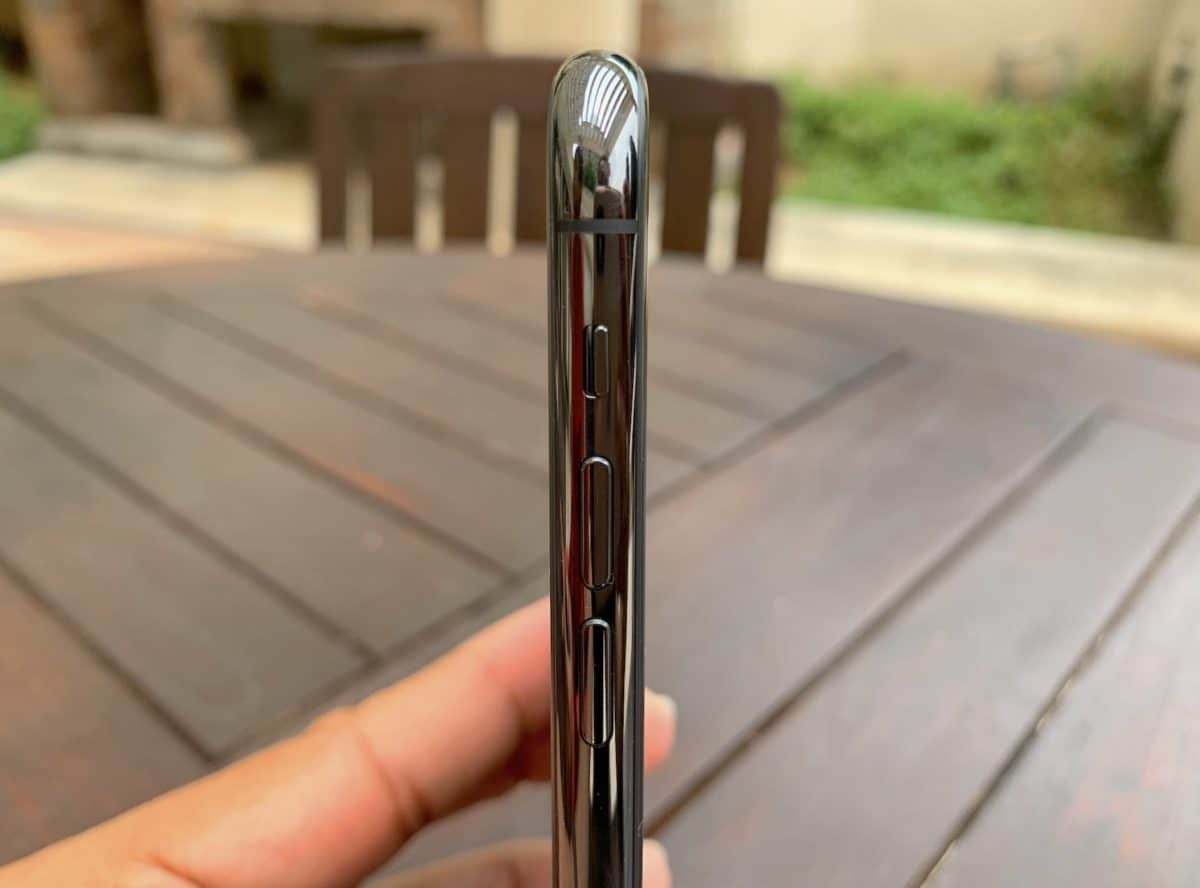iPhone 11 Pro Max - Thickness
