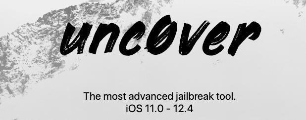 Unc0ver Jailbreak for iPhone XS, iPhone XR iOS 12.4