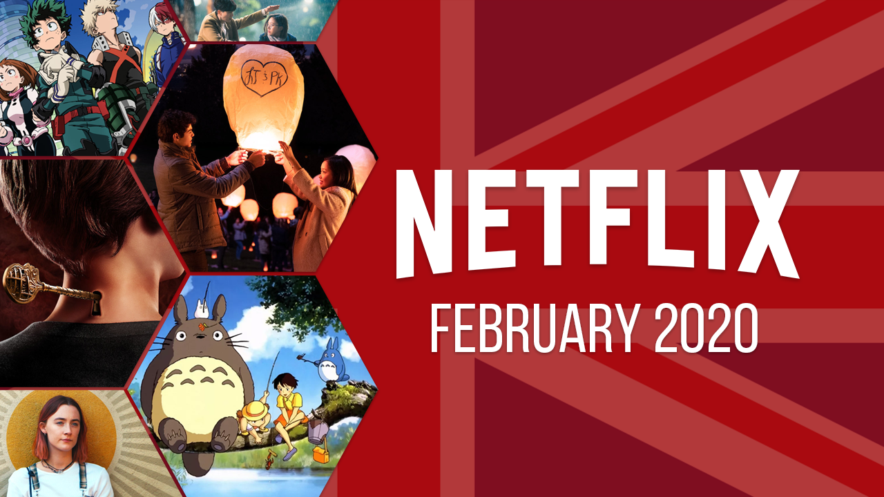 What's Coming to Netflix in febuary