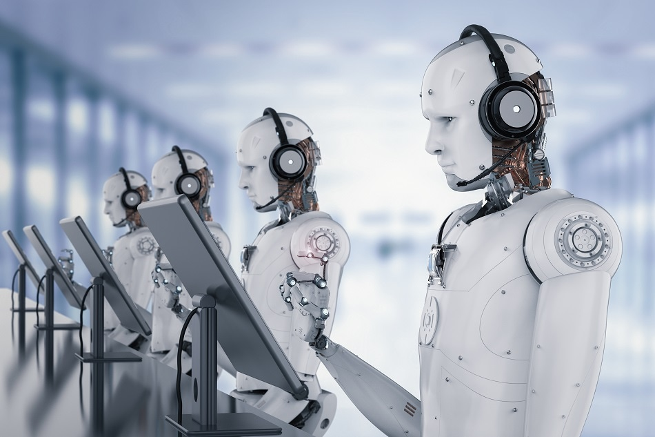 Robots Are Taking Jobs