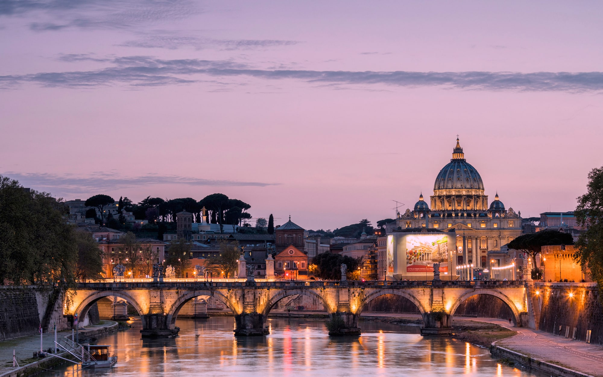 Weekend Insider Itinerary to Rome