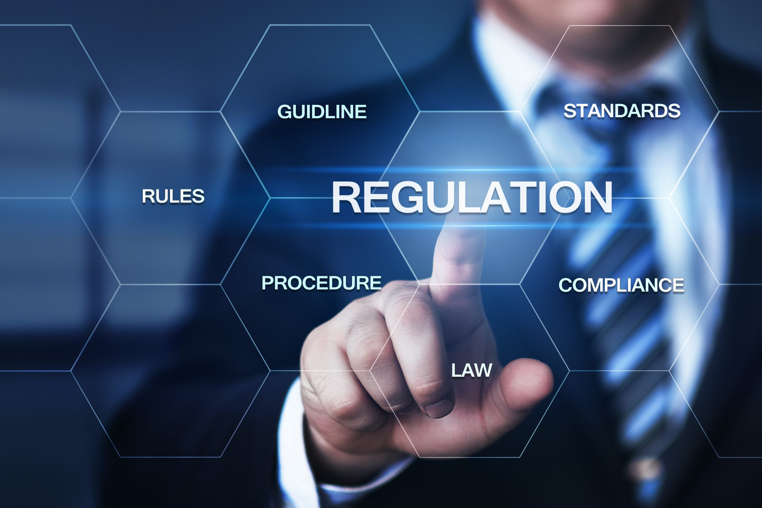 regulating trademark and copyright issues