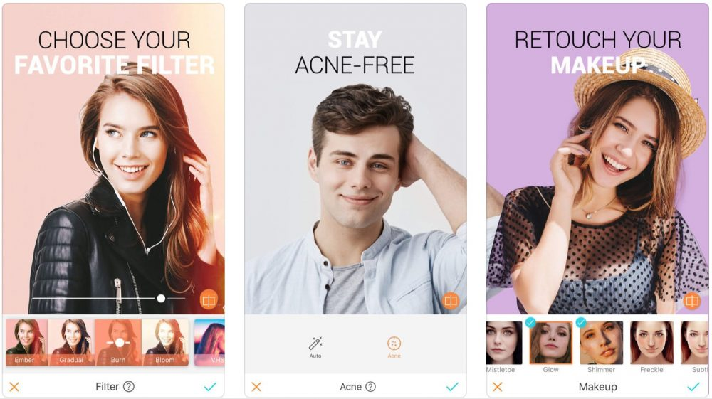best free selfie apps