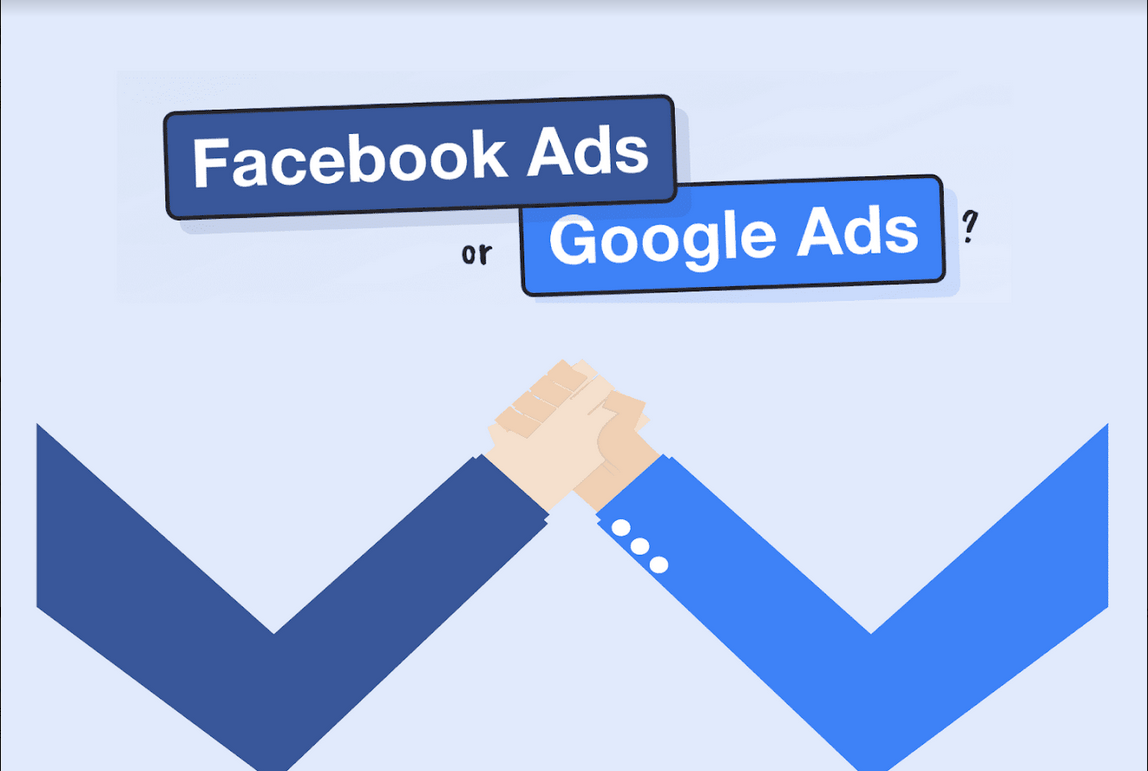 Google Ads Vs Facebook Ads - Banner,Google Ads Vs Facebook Ads - Google's 2nd Page,Google Ads Vs Facebook Ads - Facebook Ads - Marketing Objectives