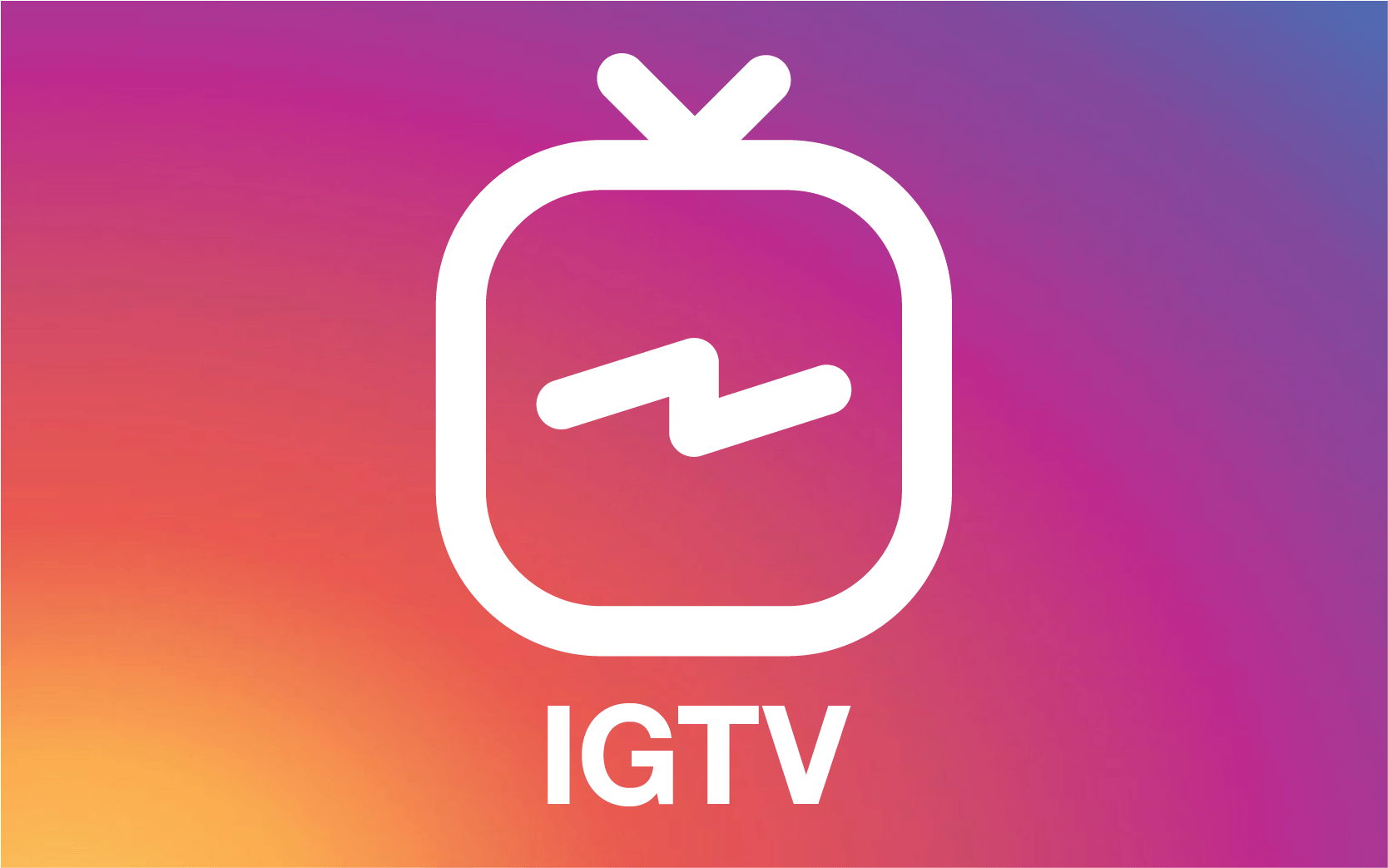delete IGTV history