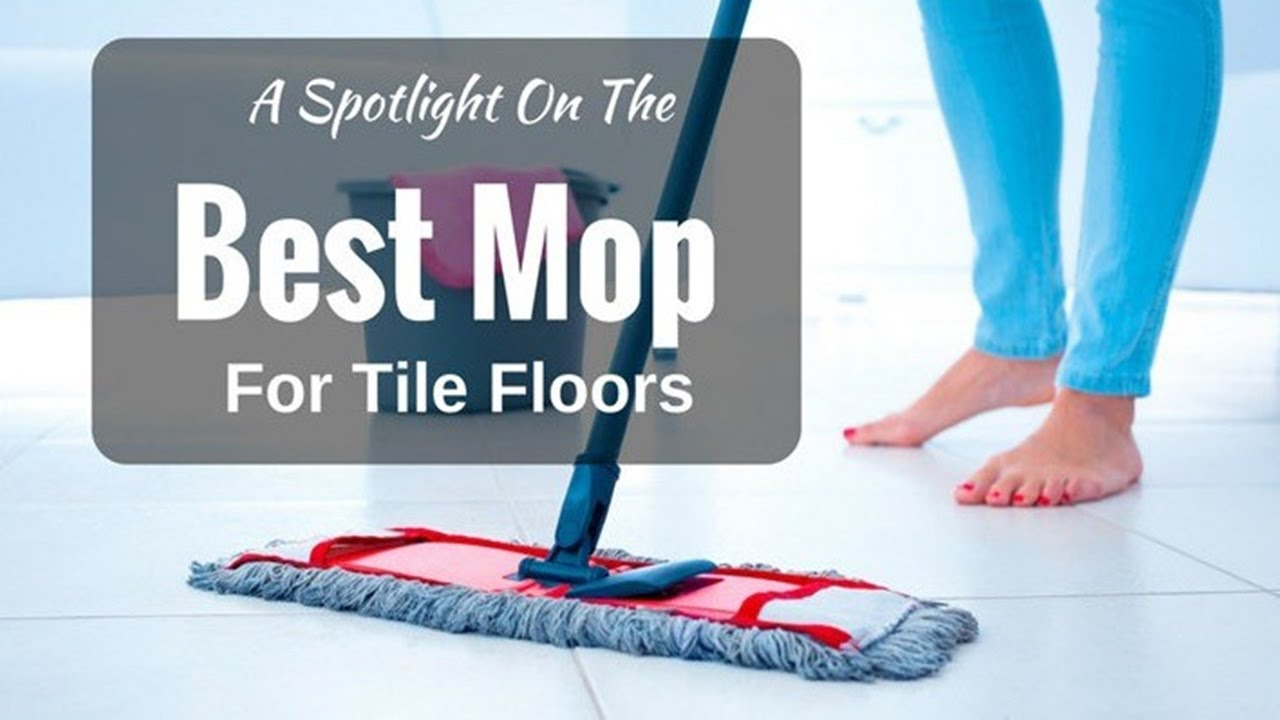 Best wet mop