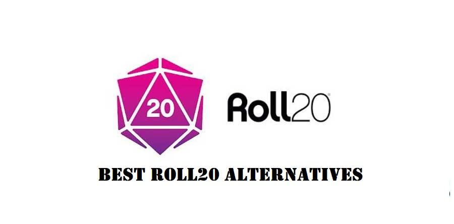 roll20 Alternatives, roll20