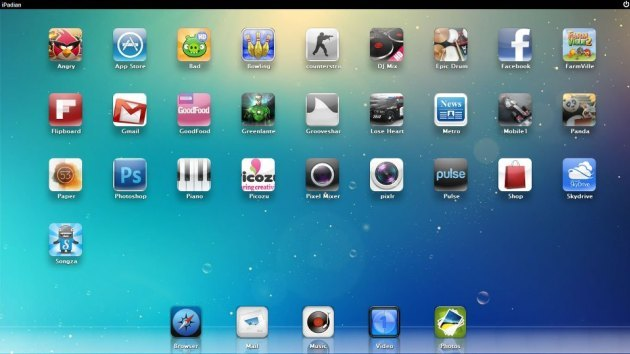 iphone emulator for pc