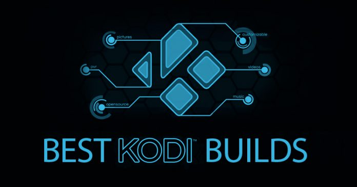 best kodi builds 2021