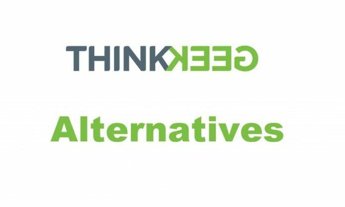 ThinkGeek Alternative