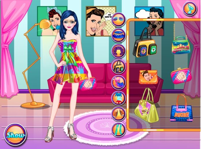 Games for Girls to Play Online