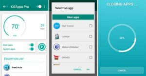 auto app killer apps for android