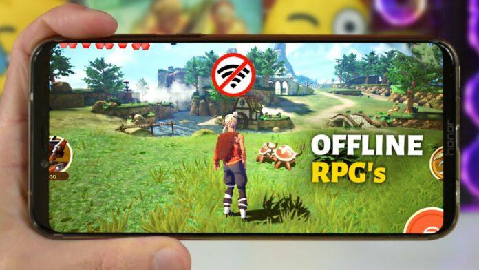 Free Offline RPG Games in 2021