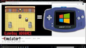emulator console