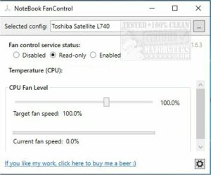 Fan Speed Control