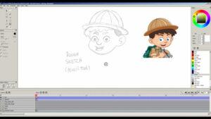 cartoon drawings software