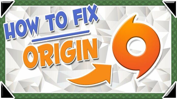 origin not opening