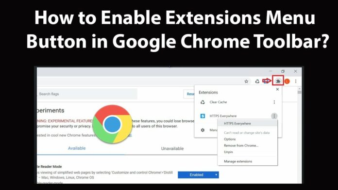 How to activate extensions in Chrome's incognito mode?