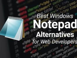 alternative to notepad