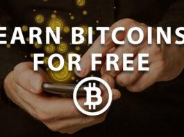 how to earn bitcoins