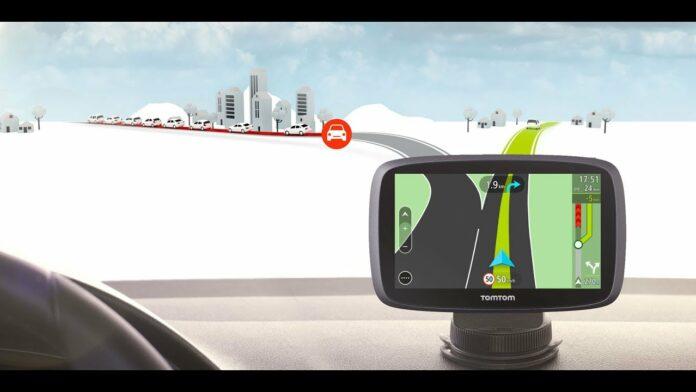 tomtom traffic receiver